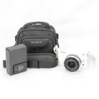Nikon 1 J1 10.1MP Digital Camera Nikkor 10-30mm f/3.5-5.6 Lens - White