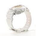 Casio BA-120LP-7A2ER Animal Print Ladies Baby-G Watch Leopard Dial Watch - White