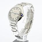 Ballon Bleu De Cartier Automatic Stainless Steel 33MM Ladies Swiss Made Watch