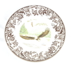 Spode Woodland Birds of Prey Spring Bald Eagle China Plate - 7.5 inches - S3422