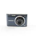 Samsung ST150F 16.2MP Smart WiFi Digital Camera - Pebble Blue/Black