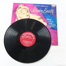 Walt Disney Sleeping Beauty LP Record Album Disneyland WDL-4018 Mary Costa OST