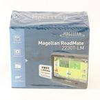 Magellan RoadMate 2230T-LM Portable GPS Navigator Lifetime Maps and Traffic NEW