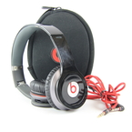 Authentic Beats by Dr. Dre Solo HD Headband On-Ear Headphones - Black
