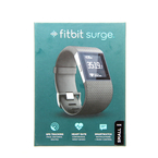 Fitbit Surge Fitness GPS Heart Rate Monitor Superwatch - SMALL - Black