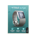 Fitbit Surge Fitness GPS Heart Rate Monitor Superwatch - SMALL - Black - NEW