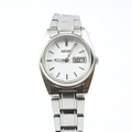 Ladies Seiko 2D1540 Stainless Steel Womens Watch