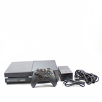 Microsoft Xbox One 500GB Video Game System/Console - Model 1540 - Black
