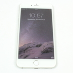 Apple iPhone 6 Plus 16GB - A1522 - MGCL2LL/A - AT&T - Clean IMEI - Silver - Mint