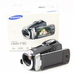 "Samsung HMX-F90 HD Camcorder - 2.7"" LCD - 720p - 52x Optical Zoom - HDMI - Black"