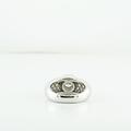 Ladies Stunning 18K White Gold 1.92CTW Round Diamond Wedding Engagement Ring