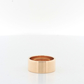 Hermes Kelly 18K Rose Gold Ladies Diamond Ring 100% Authentic