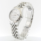 Rolex 178274 Datejust 31 MM Midsize Stainless Steal Silver Dial Box & Paperwork