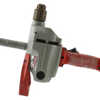 "Milwaukee 1660-6 1/2"" 7 AMP Reversible Heavy Duty Electric Compact Drill"