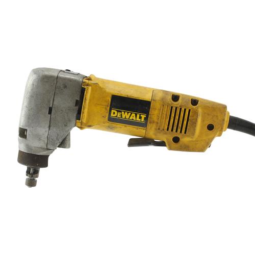 Dewalt Dw896 16 Gauge 3 Amp Electric Nibbler Sheet Metal