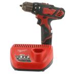 "Milwaukee 2408-20 M12 12 Volt Cordless 3/8"" Hammer Drill Driver tool"
