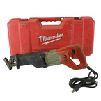 Milwaukee Electric Sawzall Reciprocating Saw 6519-30 12 Amp