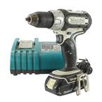 Makita BDF452 18 Volt Compact Cordless LXT 1/2‑in Driver‑Drill