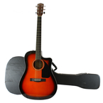Fender CD-60CE SB-DS-V2 Acoustic Electric Guitar