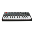 Akai Professional MPK Mini MKII 25-Key Ultra Portable USB MIDI Drum Pad Controller