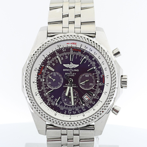 Breitling Bentley Chronograph Limited Edition Watch A25362