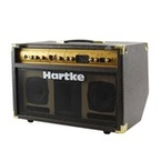 Hartke AC75 Acoustic Ribbon 75 Watts Acoustic Guitar Combo Amp Amplifier AC-75