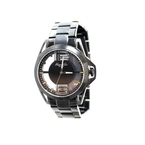 Men's Kenneth Cole Transparency 10022527 Quartz 46mm Watch - Black