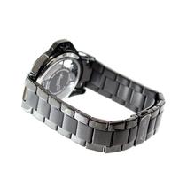 Men's Kenneth Cole Transparency 10022527 Quartz 46mm Watch - Black