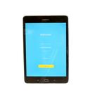 "Samsung Galaxy SM-T350 Tab A ‑ Wi‑Fi ‑ 16 GB ‑ Smoky Titanium ‑ 8"" Tablet"