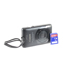 Canon PowerShot SD1400 IS Digital Elph 14.1MP Digital Camera Black