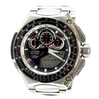 Citizen Promaster Chronograph Eco Drive Mens Watch JW0010-52E