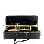 Prelude by Conn-Selmer TR711 Student Bb Gold Lacquer Trumpet Tr-711 - Great Cond.