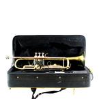 Conn Selmer Prelude TR711 Bb Student Gold Lacquer Trumpet