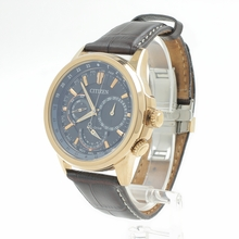 Men's Citizen Eco-Drive Calendar World Time Solar 44 mm Watch - BU2023-12E