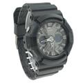 Casio Men's GA201 G Shock Black Sport Wrist Watch 5229