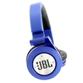 JBL Synchronous E40BT Wireless ShareMe Bluetooth On-Ear Headphones - Blue