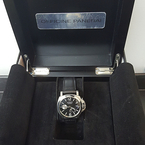 Panerai Luminor Stainless Steel Automatic Power Reserve 40MM Box/Paperwork Watch