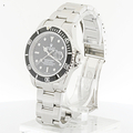 Rolex Submariner Date 16610 Stainless Steel 40mm Oyster Band Black Dial Watch