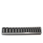 "Snap-On Tools 15 Piece Metric 1/2"" Drive Impact Socket Set 10mm-24mm - 315IMMYA"