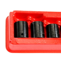 "Snap-On Socket Flank Drive Shallow 6-Point 11 Piece Set - 1/4""-7/8"" - 311IMFSY"