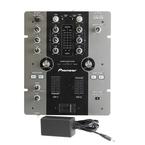 Pioneer DJM-250-K Two Channel DJ Mixer - 48 kHz/24-bit - Black/Grey
