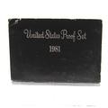 1981 United States Mint Proof Set