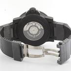 Mens Limited 250 Made Ulysse Nardin Marine Diver Black Sea Watch