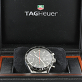 Mens Luxury TAG HEUER CARRERA Chronogrph Calibre 16 Automatic Racing Watch