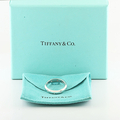 Tiffany & Co Etoile Platinum .30ct Round Diamond Etenity Band Ring 4mm Size 6.5