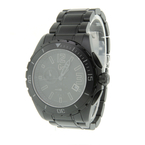 Guess GC Sport Class XXL Blackout Ceramic Mens Watch - X76010G2S - Matte Black