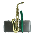 Simba Instruments AS-100 Alto Saxophone Beginner Brass Sax w/ Hardshell Case