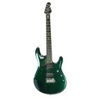 Sterling by Music Man JP60-MGR John Petrucci Series Electric Guitar - Mystic Green