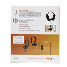 Sonomax EERS PCS-150 Custom Fit In Ear Headphones With Microphone - New, Sealed