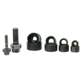 Greenlee 735/735BB Knockout Punch Kit, 1/2-Inch to 1-1/4-Inch Conduit Size